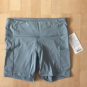 Lululemon Fast and Free Shorts NWT